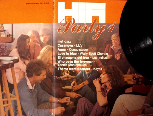 HiFi Party 1 - Various on Amsterdam RAI Firato/Philips 1980