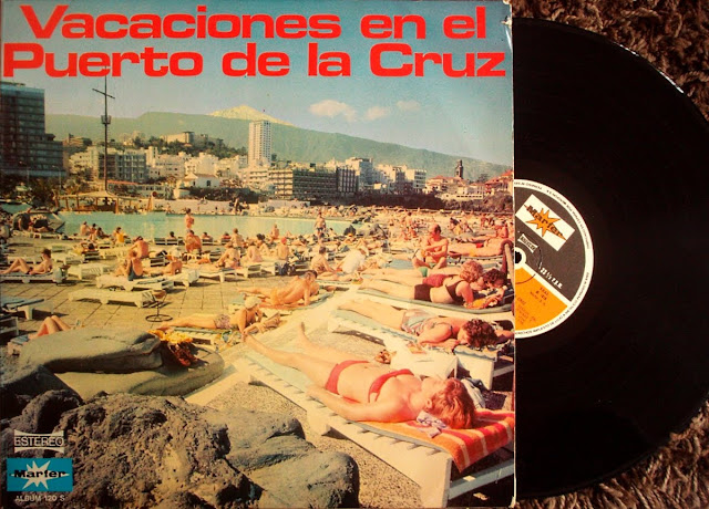 Vacaciones en el Puerto de la Cruz - Various on Marfer (Double LP) 1976