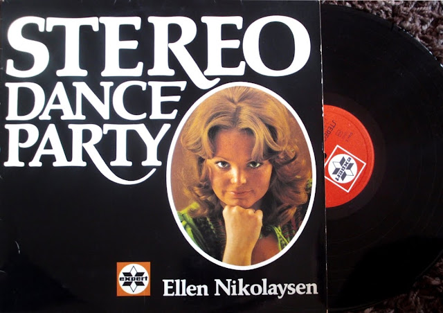 Re-Up* Ellen Nikolaysen - Stereo Dance Party on Expert / Phonogram 1974