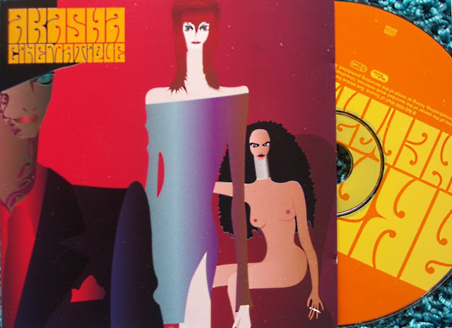 Akasha - Cinematique on Wall Of Sound 1999
