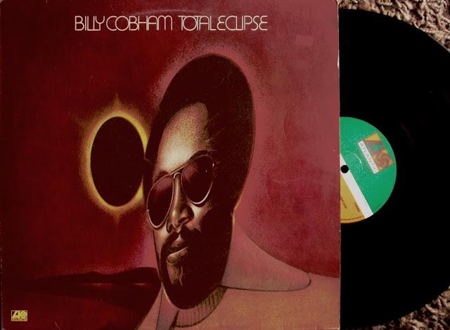 Billy Cobham - Total Eclipse on Atlantic 1974