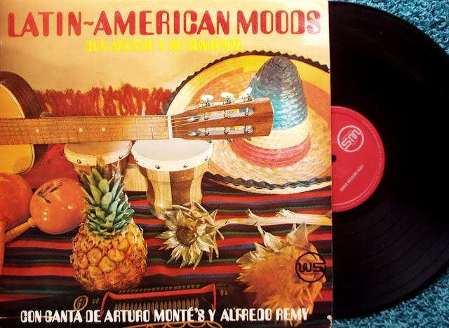 Don Arendo Y Su Conjunto (Con Canta de Arturo MontГ©'s Y Alfredo Remy)  - Latin~American Moods on Westside Stereo Records 197?