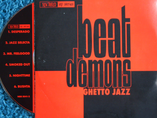 (Re-Up) Beat Demons - Ghetto Jazz ,New Breed EP Series 1995