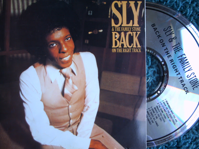 Sly & The Family Stone - Back On The Right Track 1979