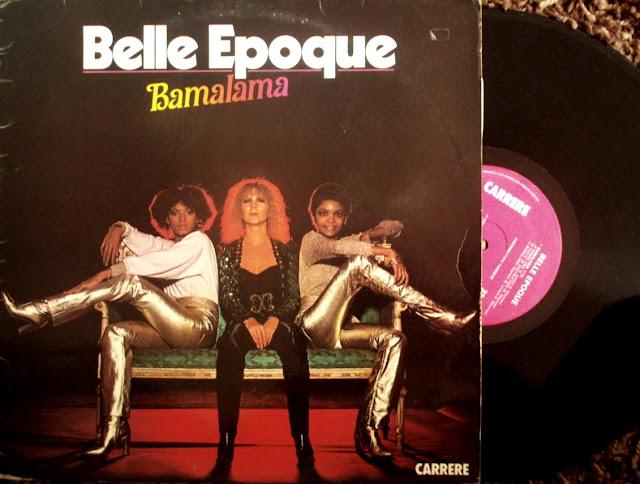 Belle Epoque - Bamalama on Carrere 1977