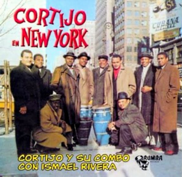 Cortijo Y Su Combo con Ismael Rivera - Cortijo En New York on Rumba Records 1959
