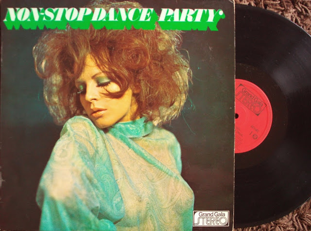 The ГЂ Gogo Orchestra & Singers - Non-Stop Dance Party on Grand Gala Stereo 1973