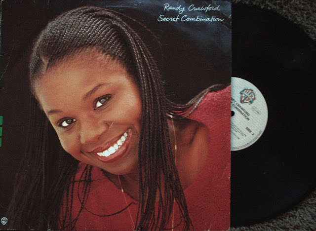 Randy Crawford - Secret Combination on Warner Brothers 1981