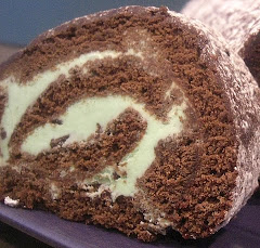 Ice Cream Cake Roll