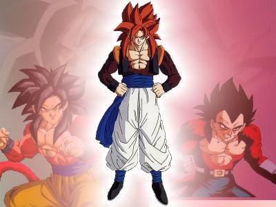 Goku Super Saiyan 60. Goku Super Saiyan 1000.