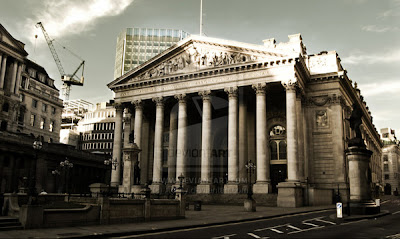 Bank Of England-London by Acuity