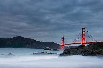 Golden Gate Bridge photography