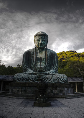 The Great Buddha of Japan by TheRaider
