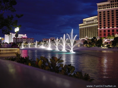 Bellagio Fountain