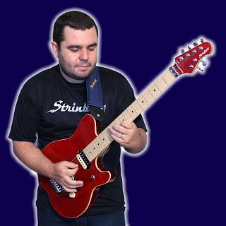 Entrevista com o guitarrista Elvis Almeida - www.elvisalmeida.com