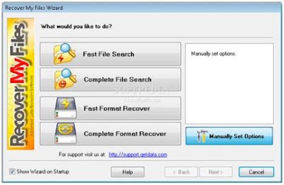 Recover My Files v4.0.4 Build 448 Full Crack