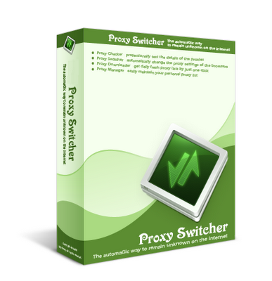 Proxy Switcher Standard 4.8.2