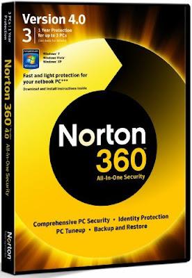 Norton 360 4.0.127