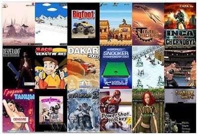 300 Java Games Mega Pack - software gratis, serial number, crack, key, terlengkap