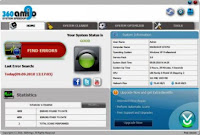 360Amigo System Speedup PRO 1.2.1.4800 - software gratis, serial number, crack, key, terlengkap