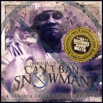 Young Jeezy Snowman Shoes. DJ Drama And Young Jeezy