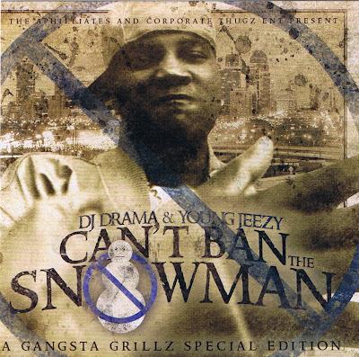 Jeezy The Snowman. 6/09/2011