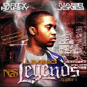 VA-Dirty_Harry_And_Nasir_Jones-Living_Legends_Chapter_1-(Bootleg)-2005-WHOA