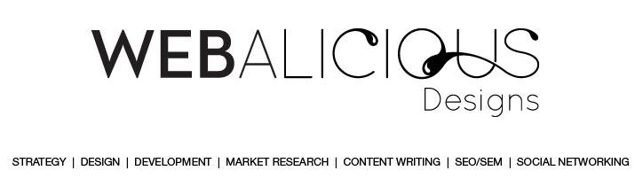 Webalicious Designs