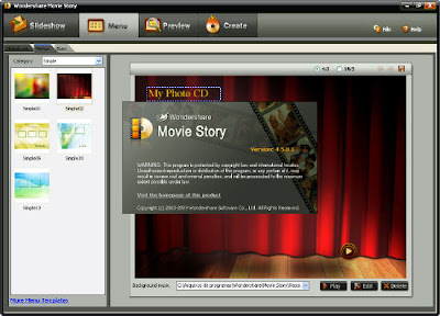 Portable Wordershare Movie Story 4.5.0.1 