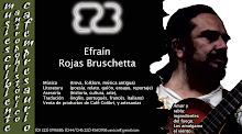 Efraín Rojas Bruchetta