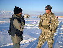 Eastern Afghanistan with U.S. troops