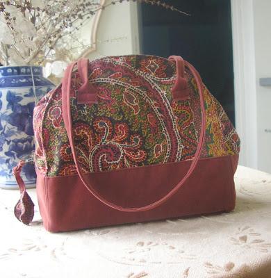 Badulake de ana bolso hecho en tela - Bolsos de tela hechos en casa ...