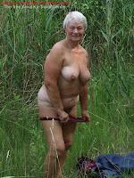 Grannys outdoor free porn