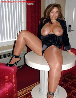 good looking mature lady