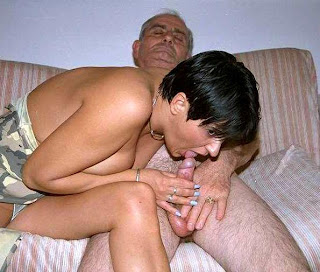 grandad loves his dick getting sucked