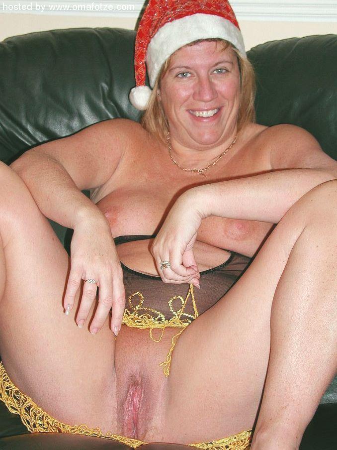 christmas mature porn