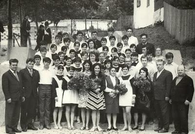 Мой класс Твардицкая школа 1973