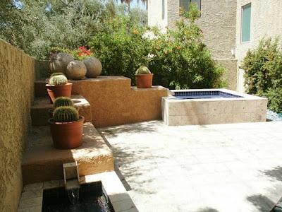 Piscinas y spas piscinas en patios for Piscinas en patios reducidos