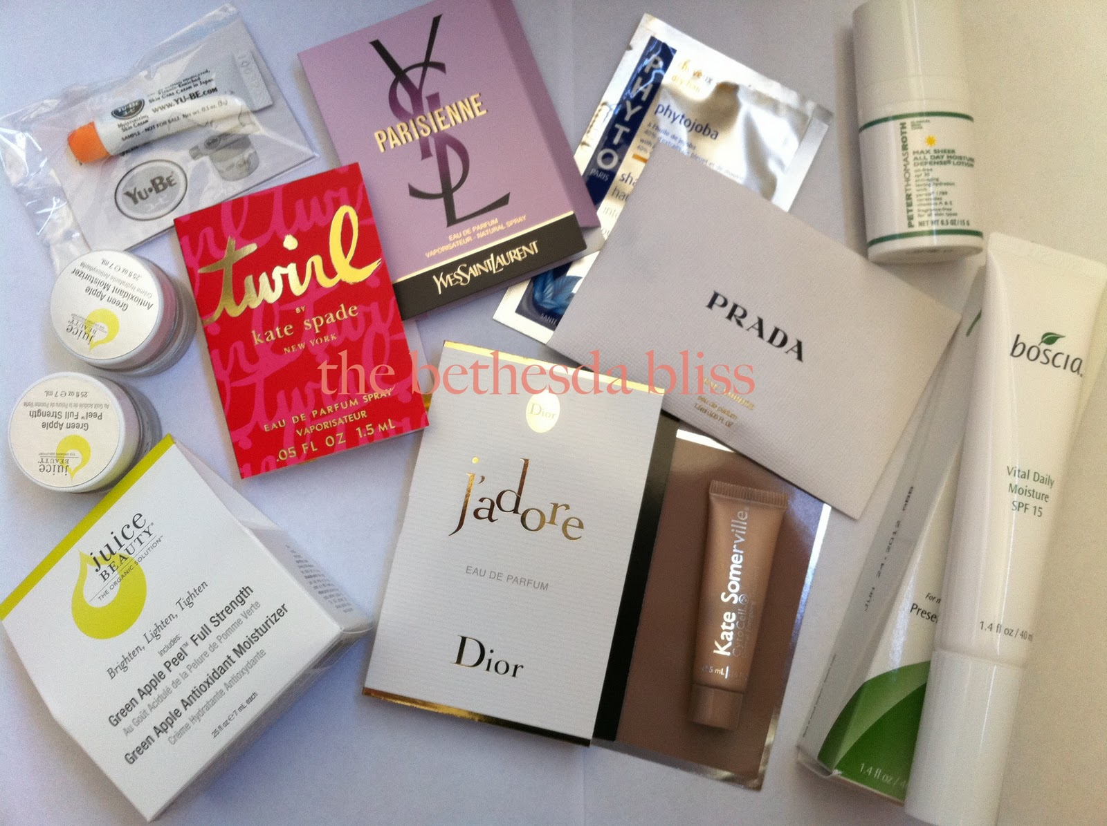 Kate Spade Promotional Code >> The Bethesda Bliss: Sephora Haul: L'Occitane, Clinique, Frederic Fekkai and more.