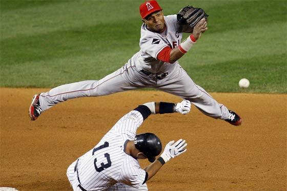 las mejores jugadas de baseball: