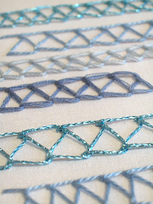 Embroidery Tutorial - the purl bee - Knitting Crochet Sewing
