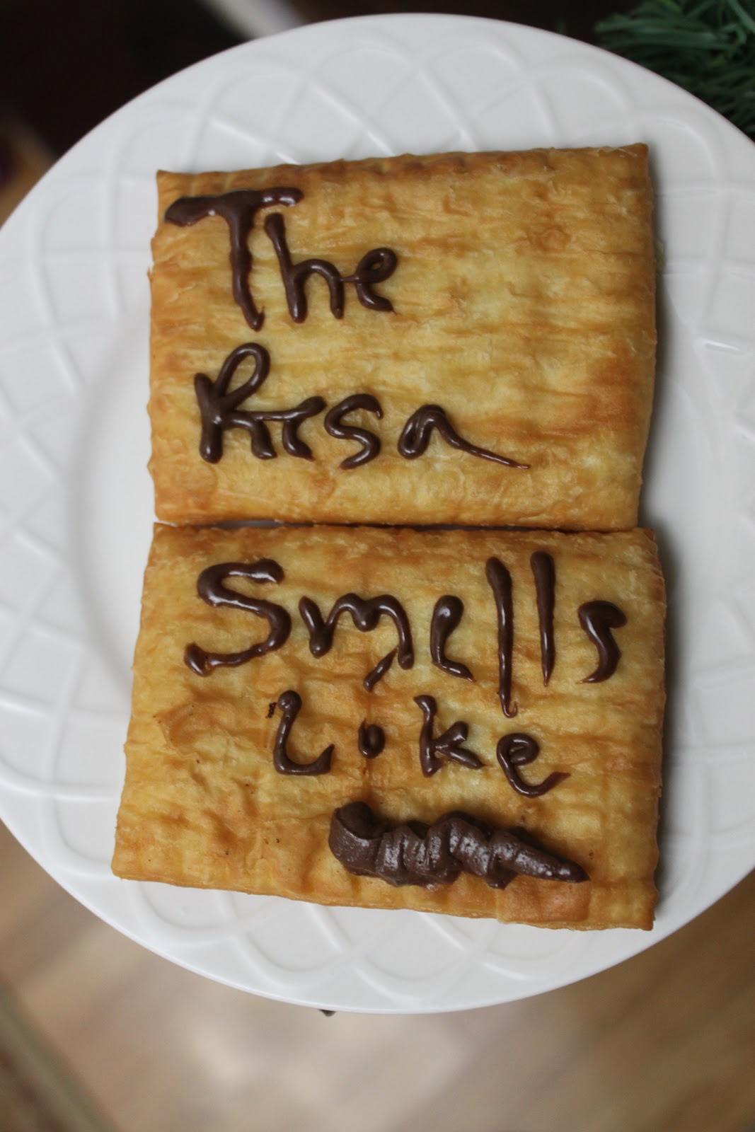 lyMeyers Toaster Strudel Creations NOT a business idea