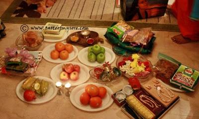 Taste Of Mysore Reader S Request Seemantha Bale Shastra