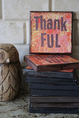 thanksgiving art decor