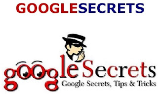 Google Secrets (tips & tricks)