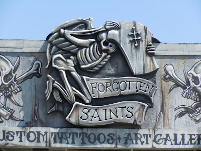 Forgotten Saints Angel