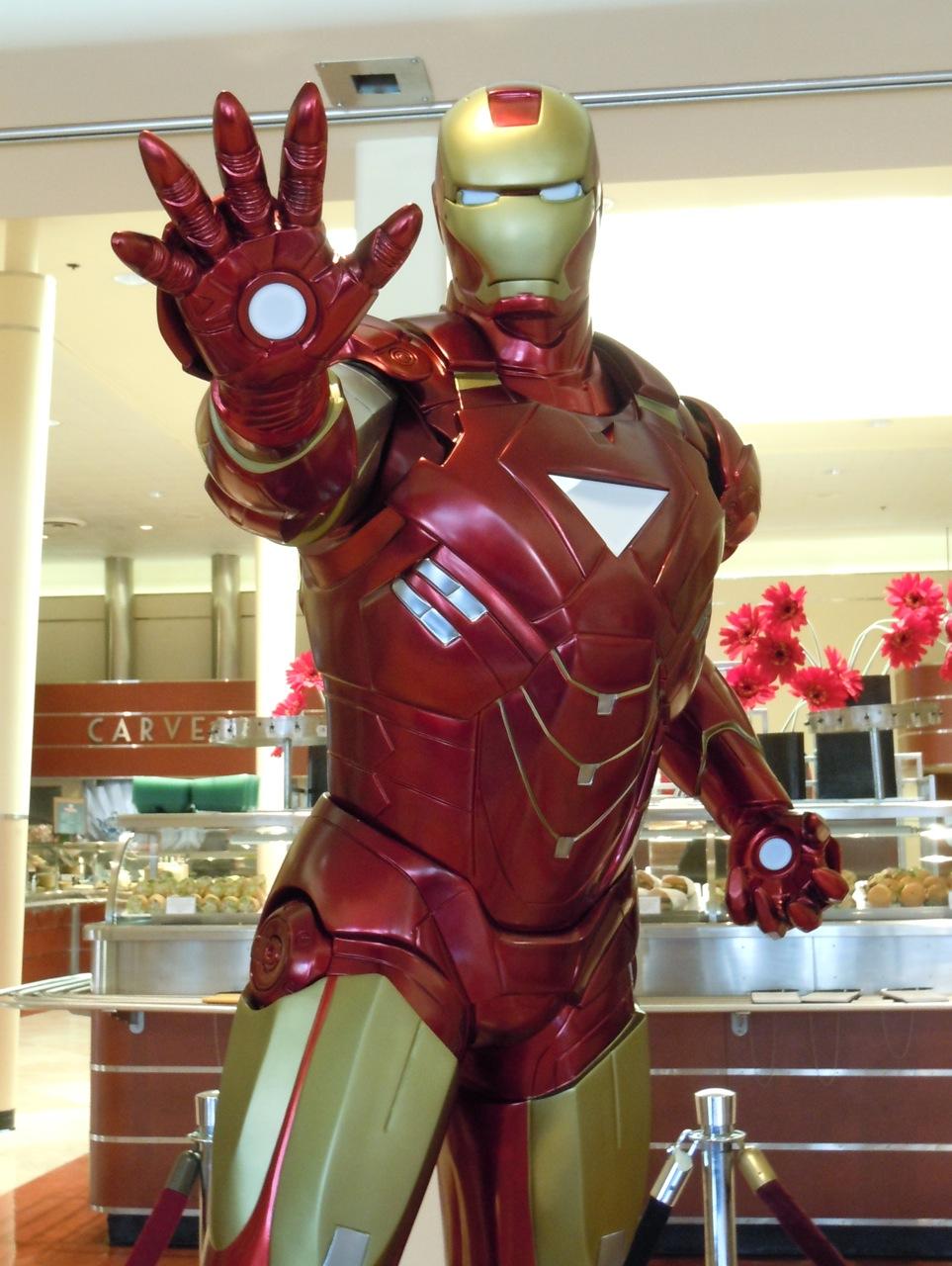 Как сделать железного человека Чертежи костюма железного 41