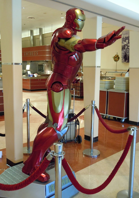 Iron Man 2 movie costume