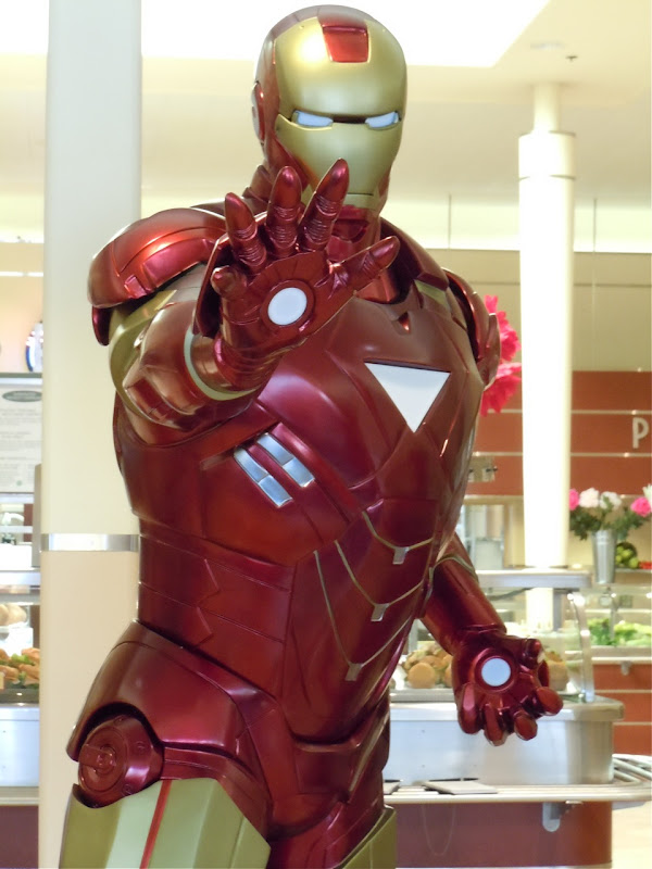 Iron Man 2 suit repulsors