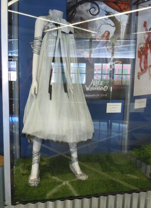 Alice in Wonderland film costume